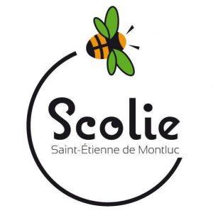 logo association scolie 44260 saint étienne montluc