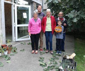 Tout nouvellement crée la section nature environnement de la récente assocation bouillon de cultures , situé à Malville 44260, proposera un troc de plante à l'espace thalweg